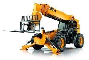 Rough Terrain Telehandler Material Handling Training
