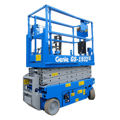 Scissor Lift Training Course Material Handling