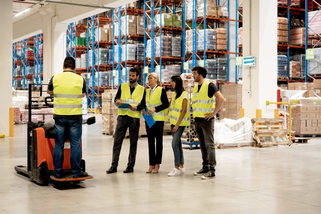 PD Training Material Handling Courses