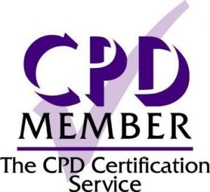 CPD Accredited Courses Logo
