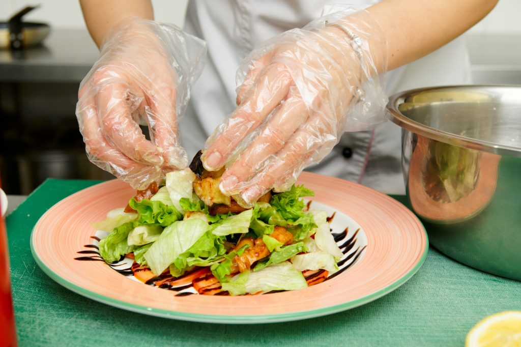 Get food safety certified online training