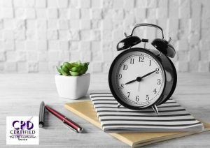 Effective time management training