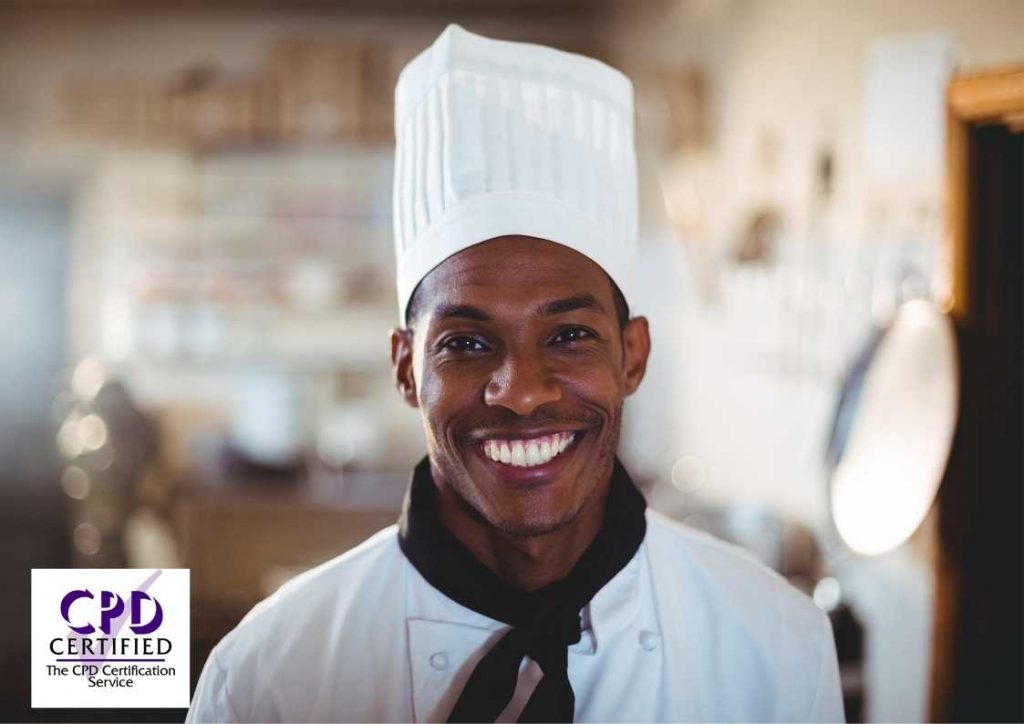 Food safety level 3 online course