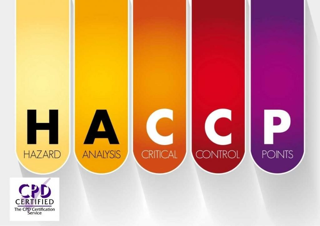 HACCP 1 elearning course