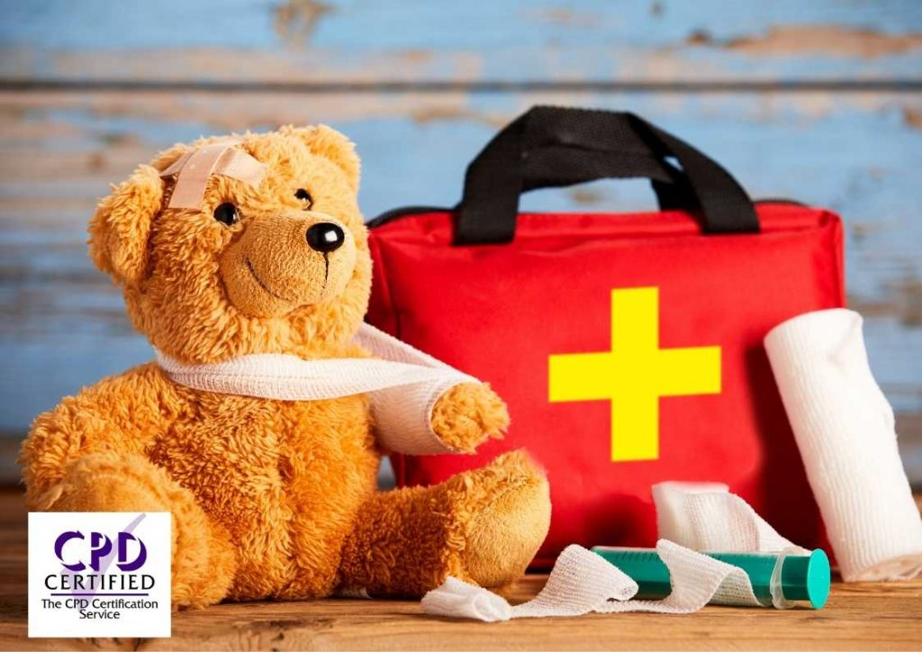 Paediatric First Aid elearning