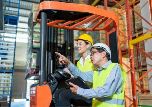 Forklift Refresher Training Courses